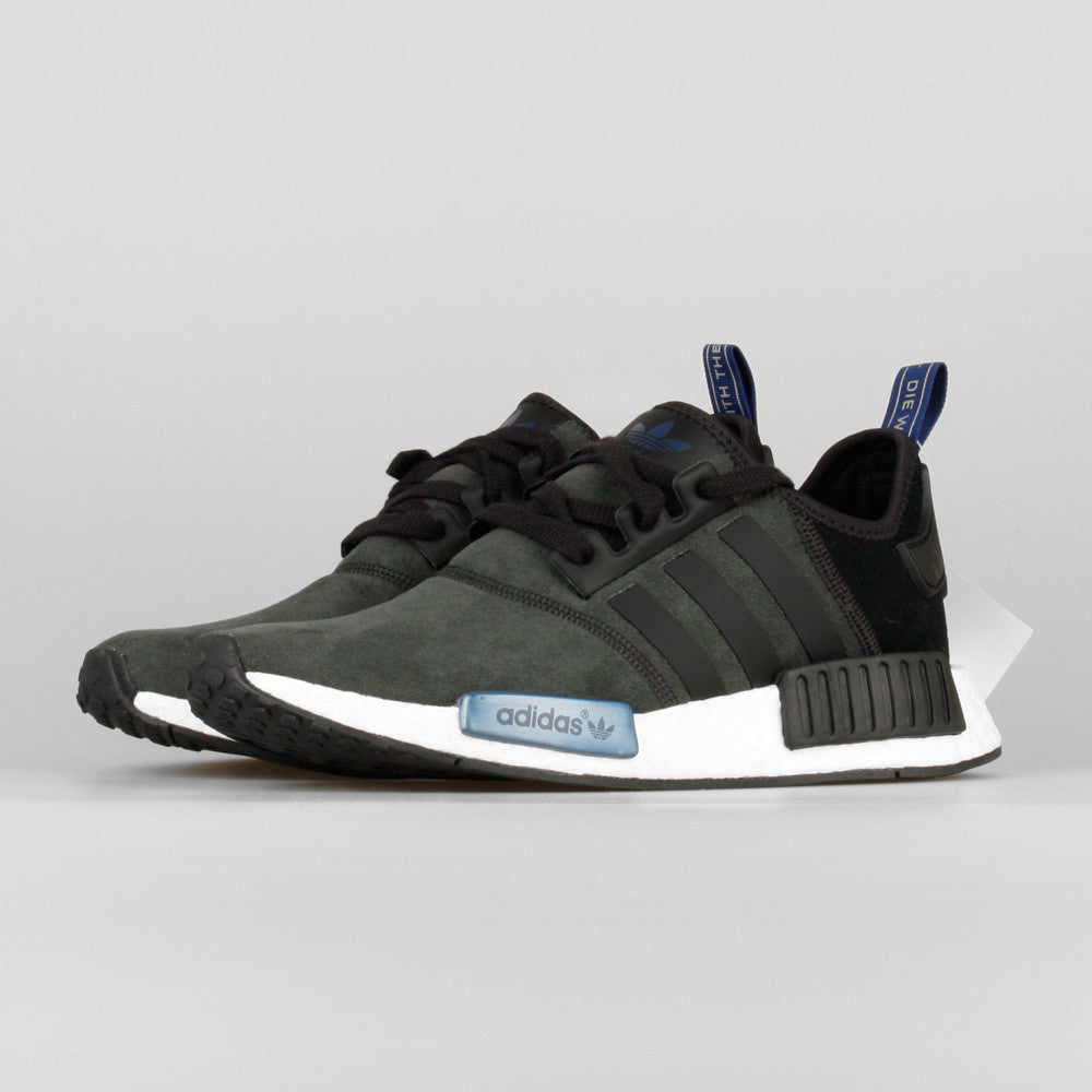 Nmd r1 black / red