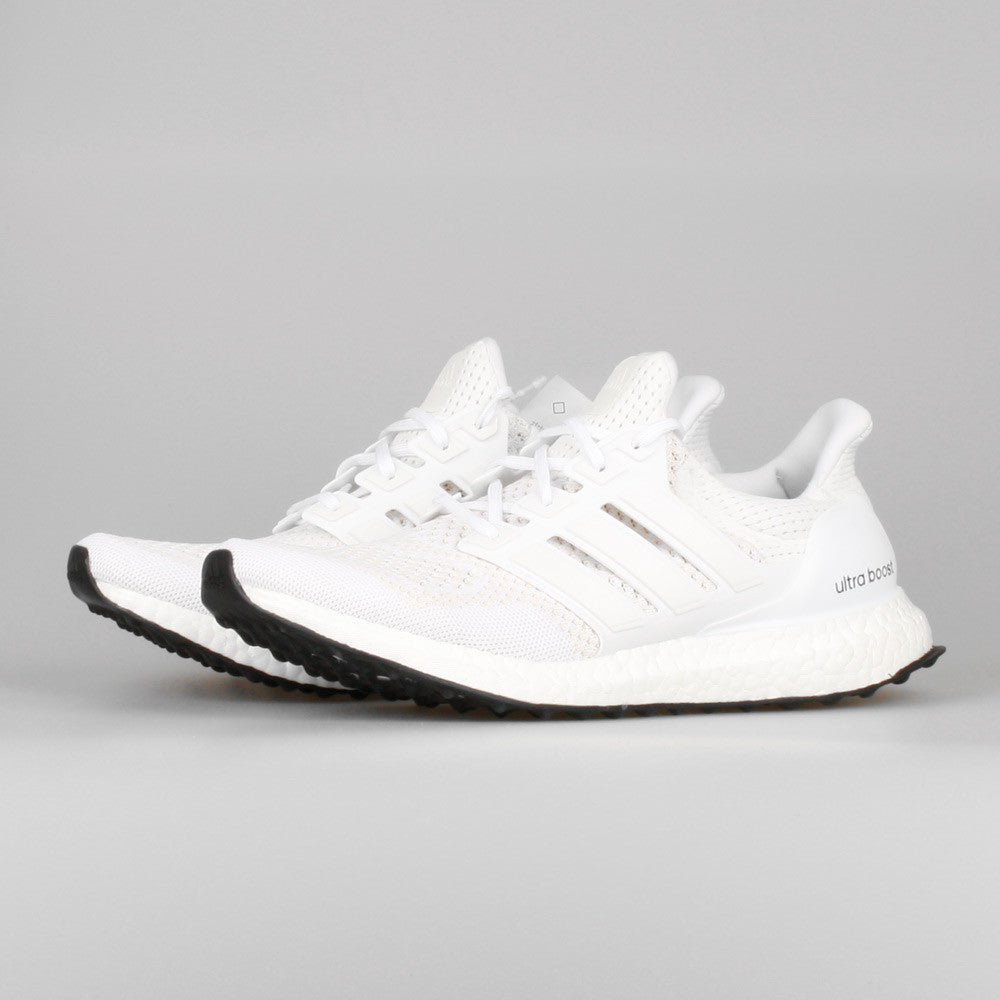 Adidas Ultra Boost White And Black