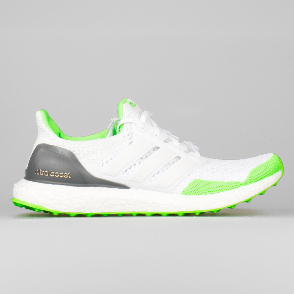dd04b9b84 Kolor x adidas Ultra Boost White Solar Green (S77419)
