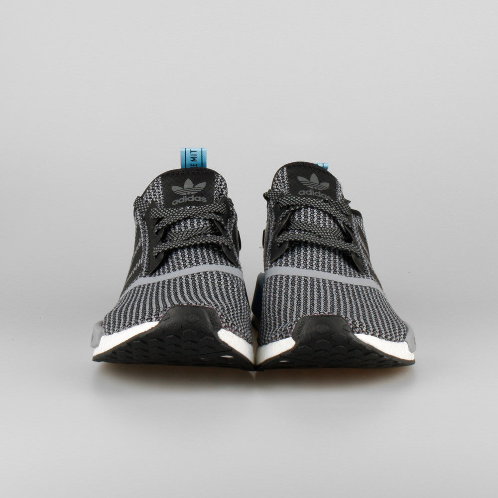 f18ad17a1 adidas NMD Runner Black Clear Blue (S79159)