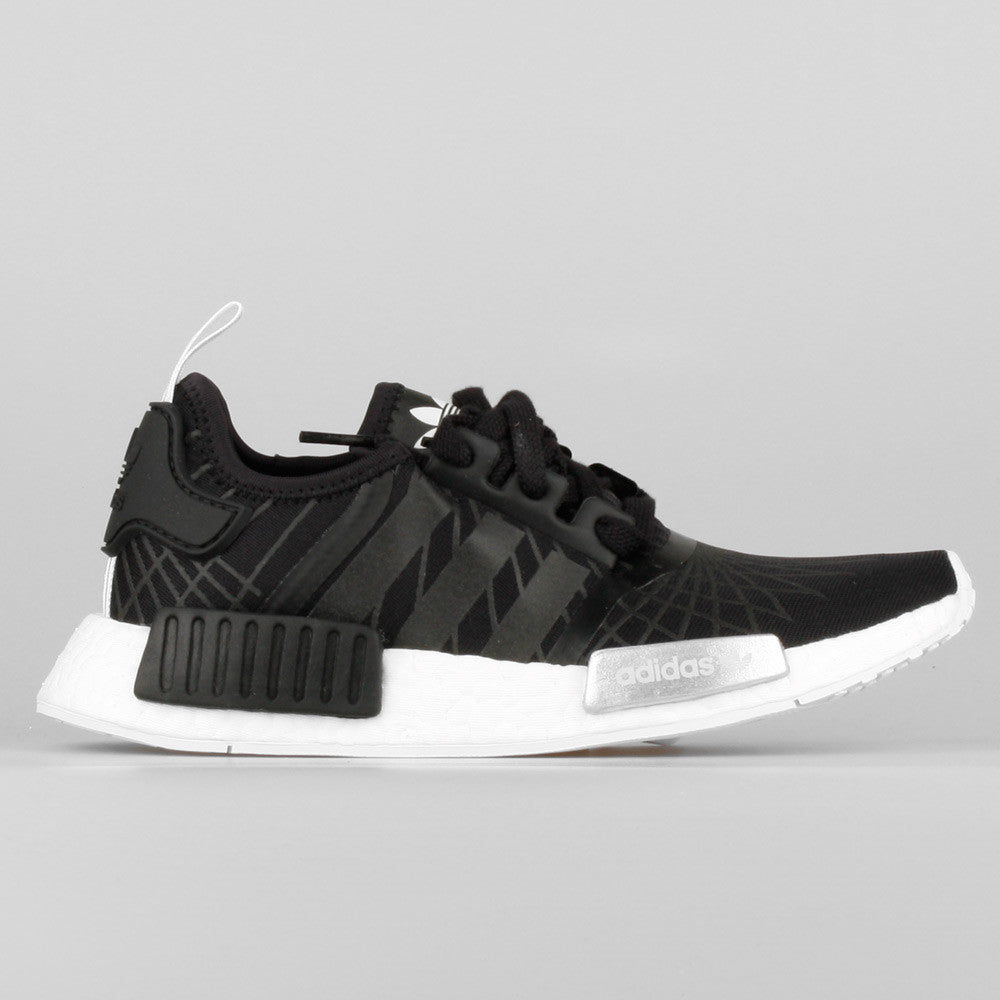 various colors 544a0 9a429 adidas NMD Runner W Core Black White