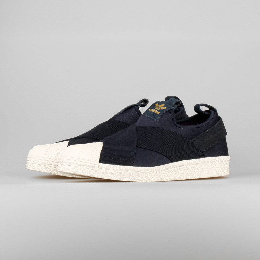 Adidas Superstar Slip On Navy