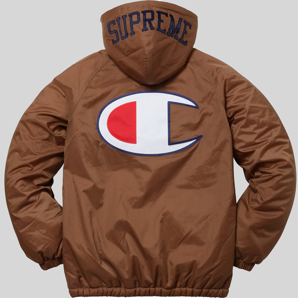 Champion sherpa jacket