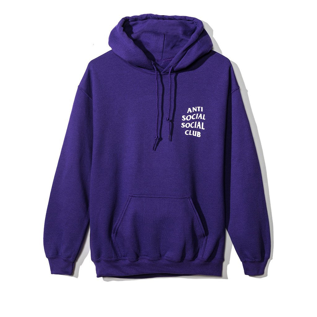 9df06e2da06e Anti Social Social Club Purple Rain Hoodie (120000104603)