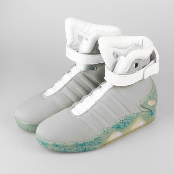 Back To The Future 2 Light Up Shoes Bttf2 Kix Files