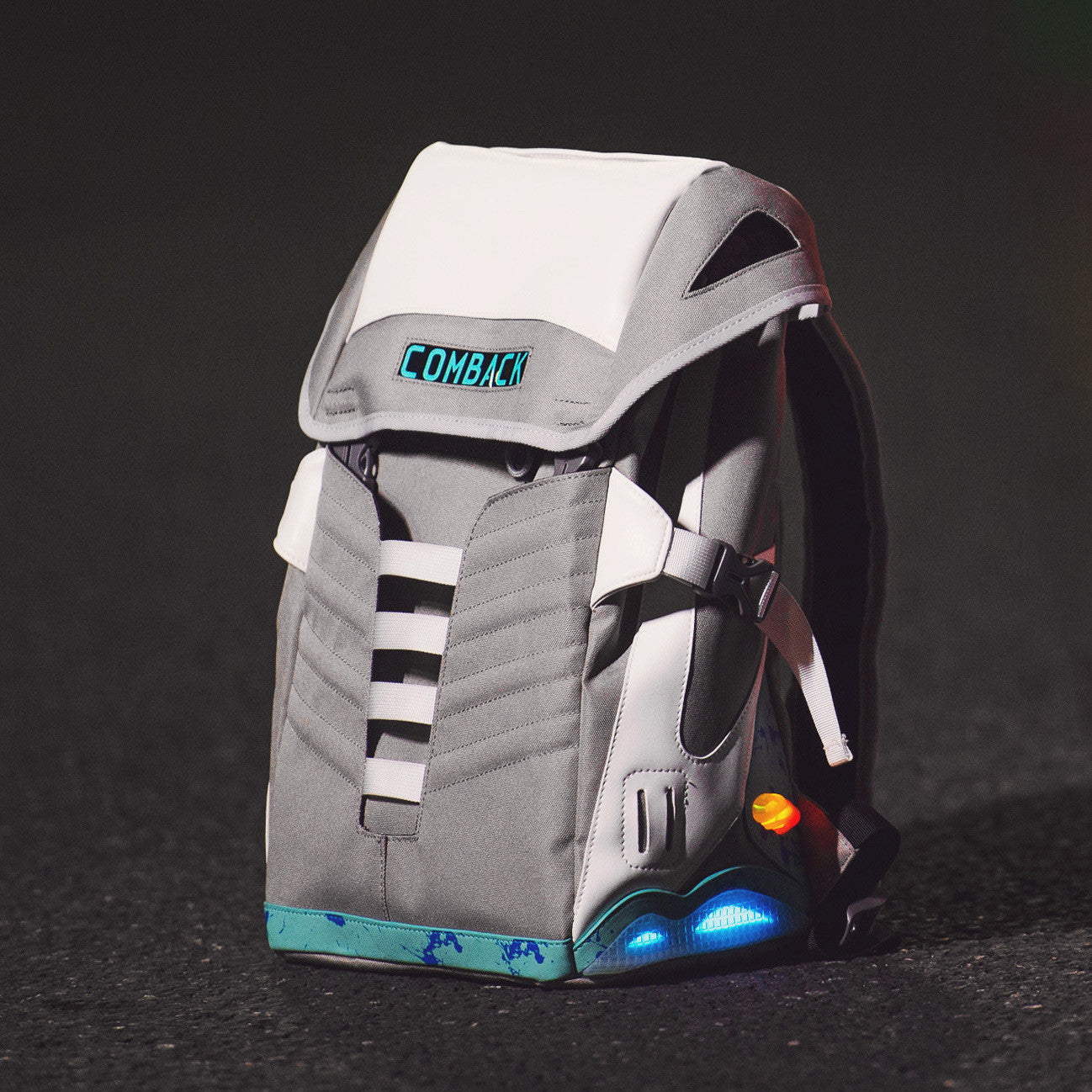 COMBACK to the Future Backpack (COMBACK-CMTTF) | KIX-FILES