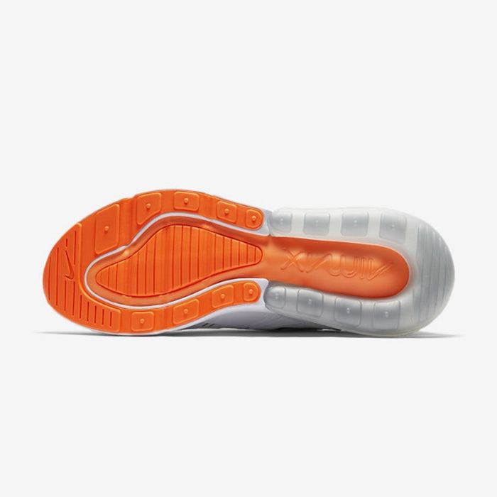 san francisco 5c0c9 45a57 Nike AIR MAX 270 Just Do It Pack WHITE/BLACK-TOTAL ORANGE. Item Number:  AH8050-106