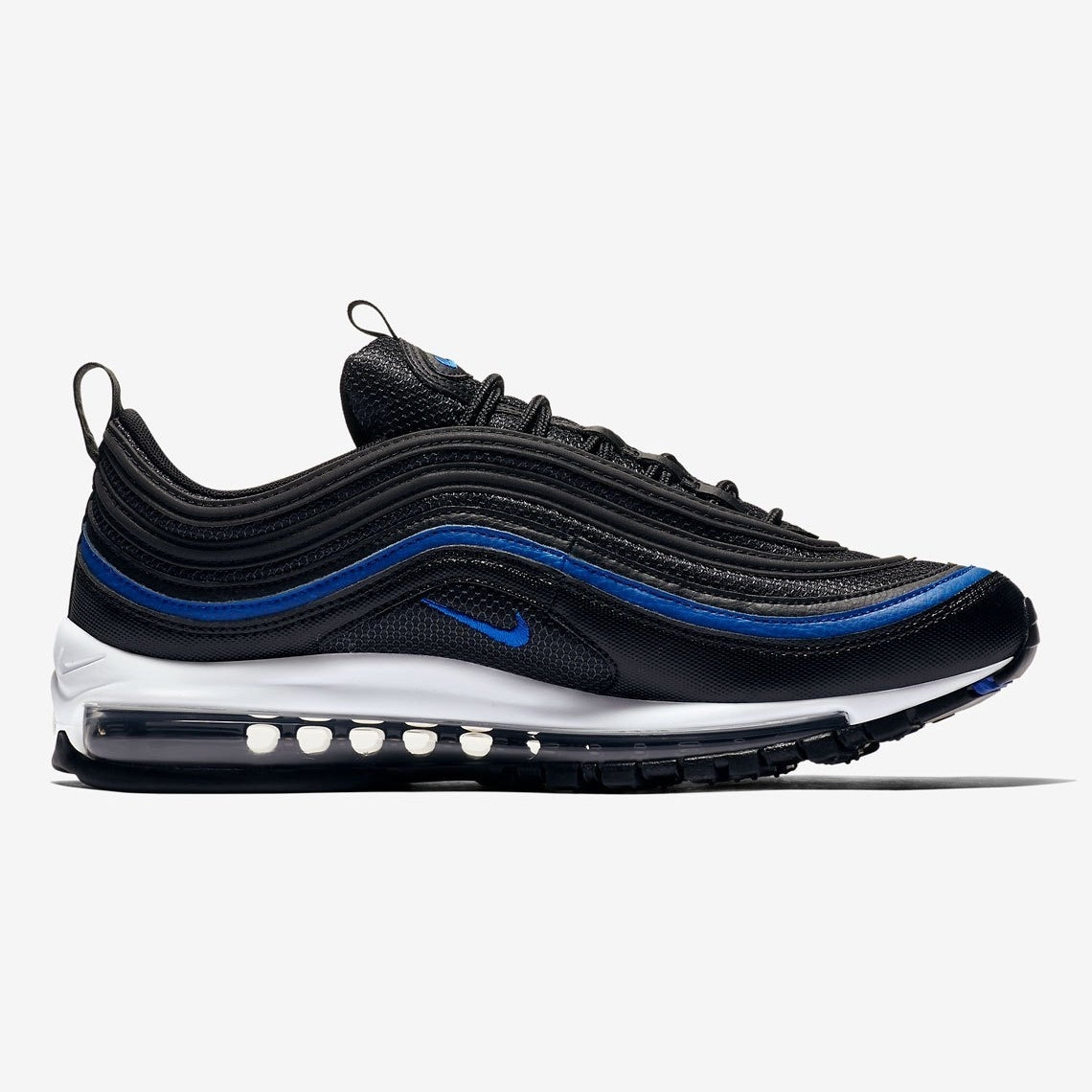 7e7e725b333e4 Nike Air Max 97 OG QS ANTHRACITE BLACK-RACER BLUE (AR5531-001)