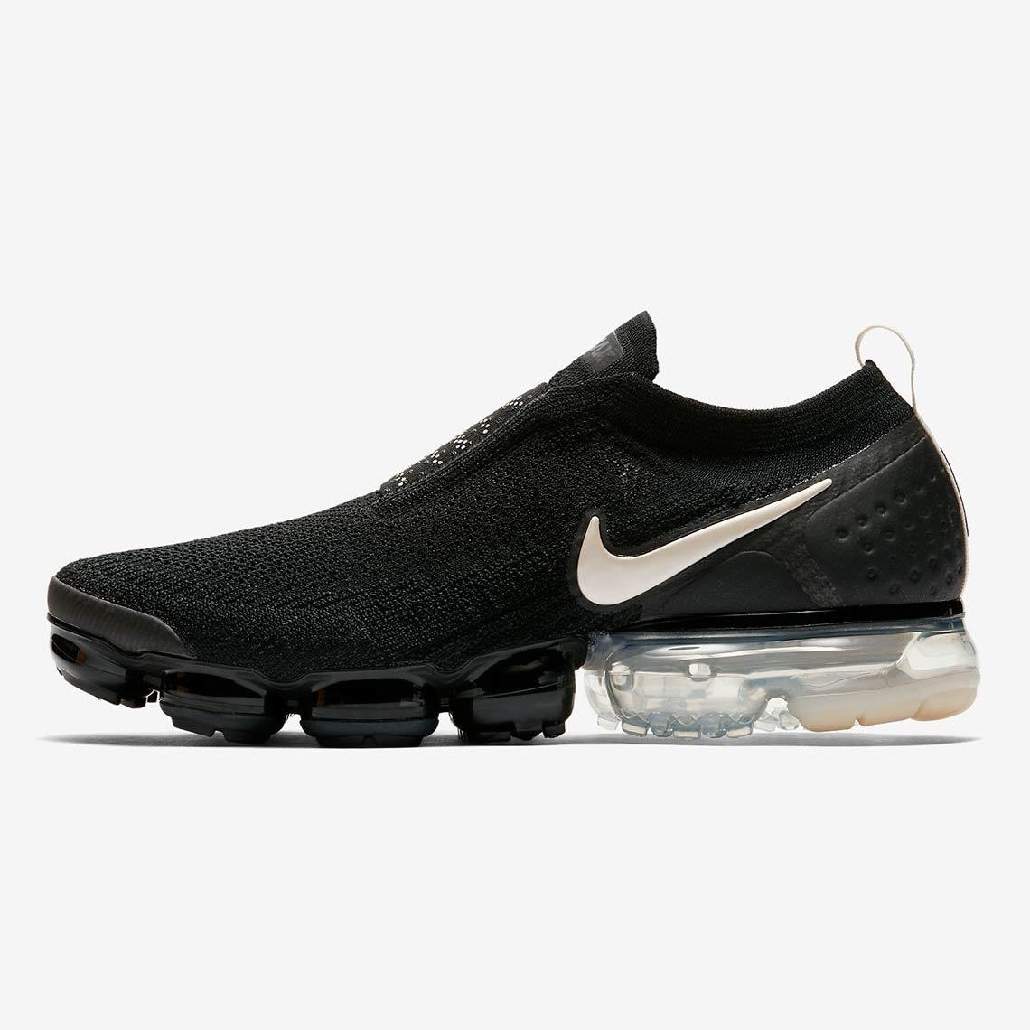 23e1141038c89 NIKE AIR VAPORMAX FK MOC 2 BLACK/LIGHT CREAM-WHITE-THUNDER GREY ...