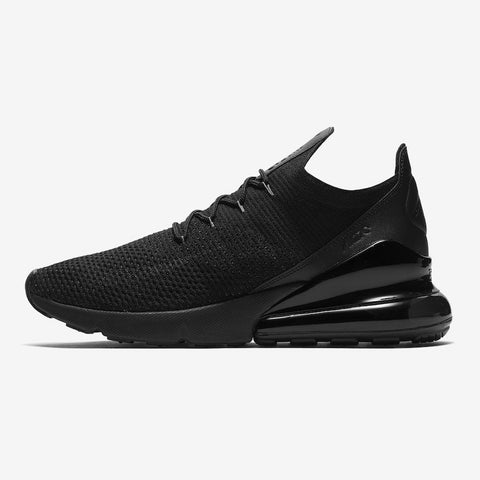 32f2248dfc3a Nike AIR MAX 270 FLYKNIT BLACK ANTHRACITE-BLACK