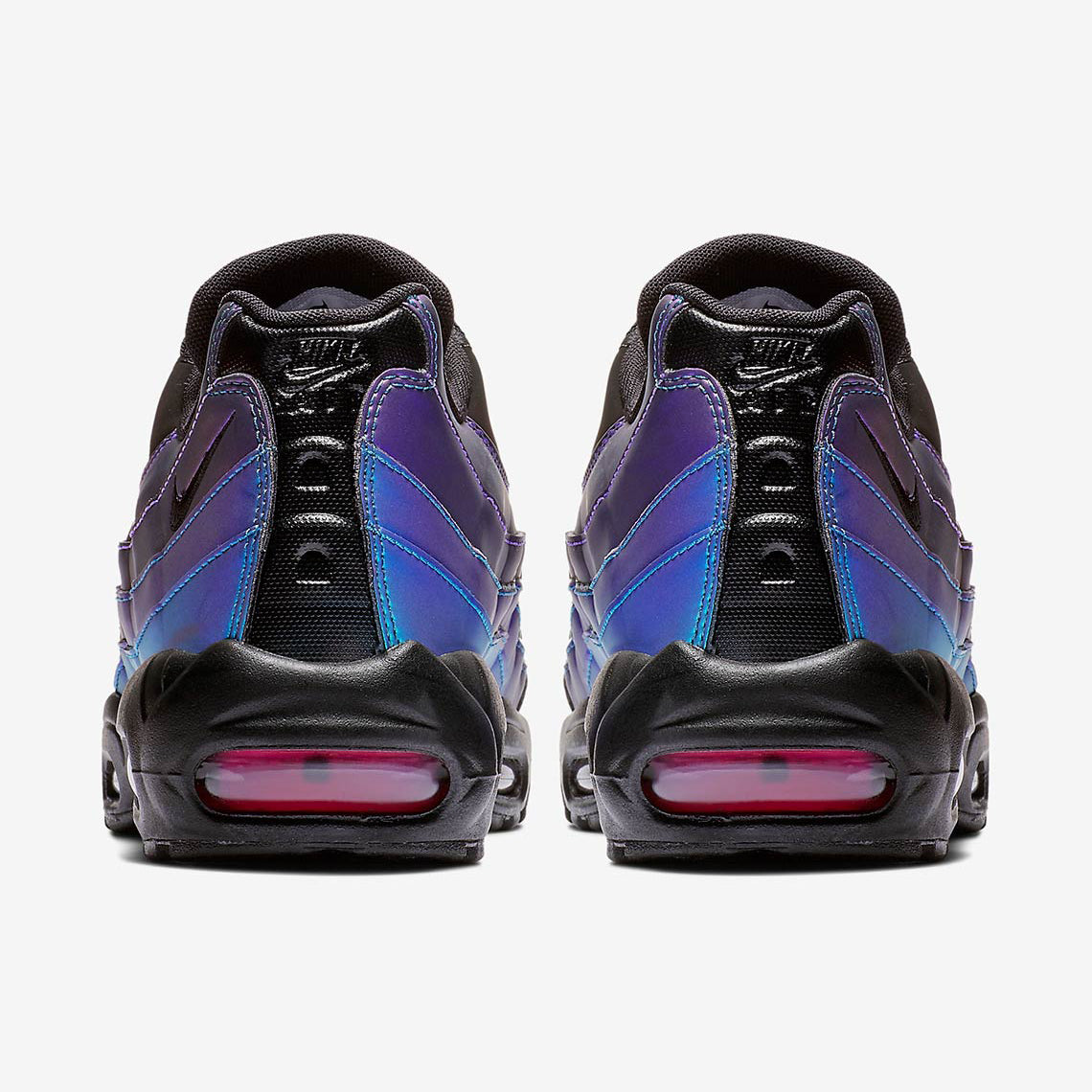 outlet store 3a943 bf721 NIKE AIR MAX 95 PRM (538416-021) Throwback Future Pack