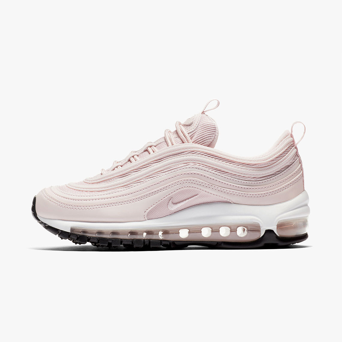 c64a996abe43 Nike Wmns Air Max 97 BARELY ROSE BARELY ROSE-BLACK (921733-600 ...
