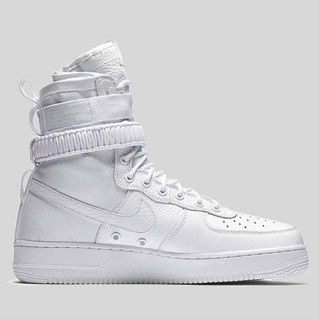 98c55a89fde0 Nike SF AF1 Special Field Air Force 1 Triple White (903270-100 ...