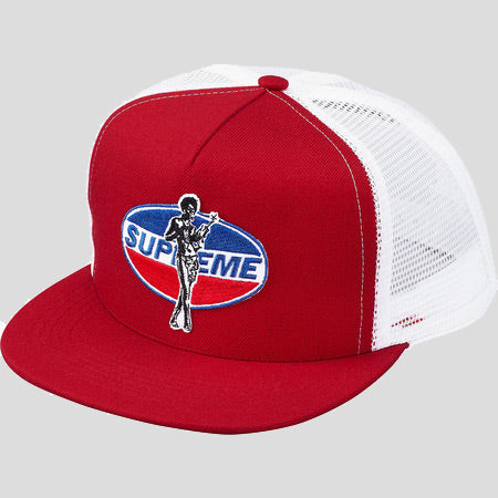 c3f5895b43e Supreme Hysteric Glamour 5-Panel Red (SUPREME-HYS5PAN-RED)