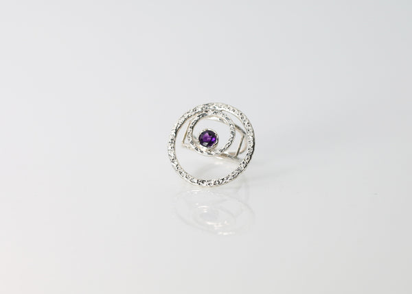 Dune Amerthyst Cocktail Ring