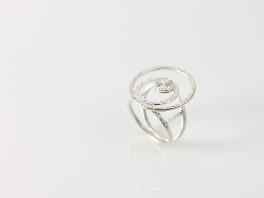 Dune Cocktail Ring