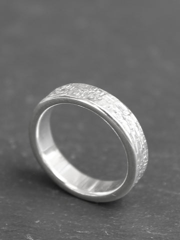 Mens Dune Ring 3mm