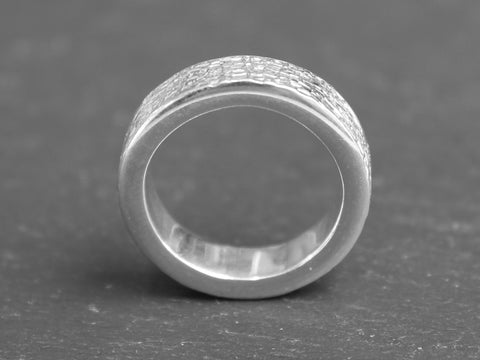 Mens Dune Ring 5mm