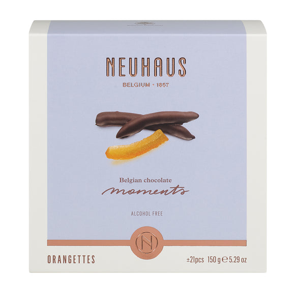 BELGIAN CHOCOLATE MOMENTS - ORANGETTES