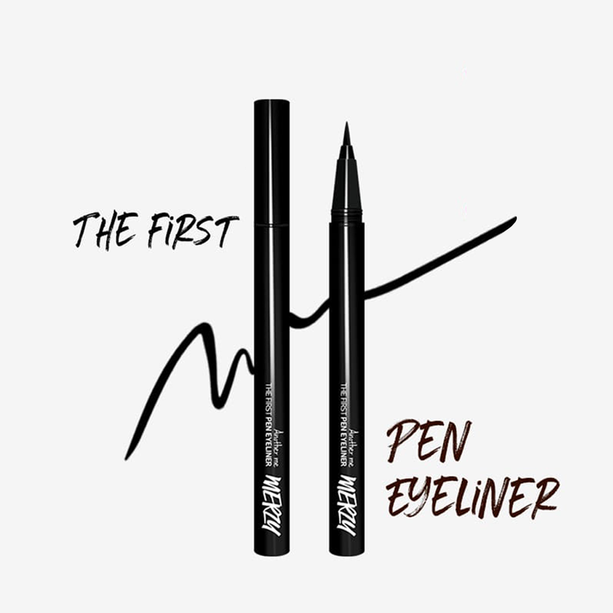 MERZY THE FIRST PEN EYELINER - MERZY JP