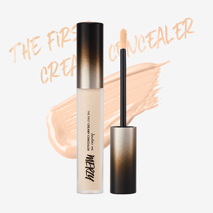 MERZY THE FIRST CREAMY CONCEALER - MERZY JP