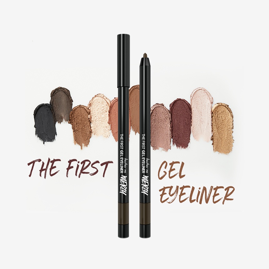 MERZY THE FIRST GEL EYELINER - MERZY JP