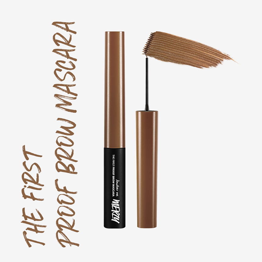 MERZY THE FIRST PROOF BROW MASCARA - MERZY JP