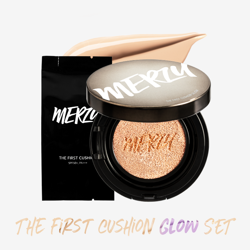 MERZY THE FIRST CUSHION GLOW - MERZY JP