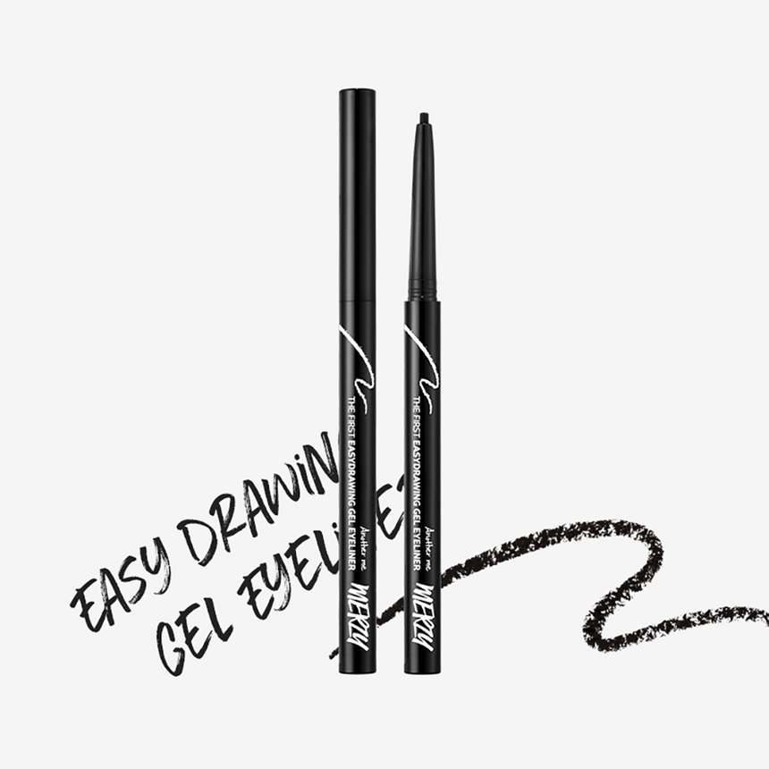 MERZY THE FIRST EASY DRAWING EYELINER - MERZY JP