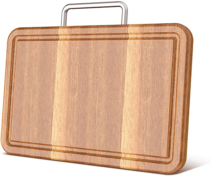 Multipurpose Thick Acacia Wood Cutting Board