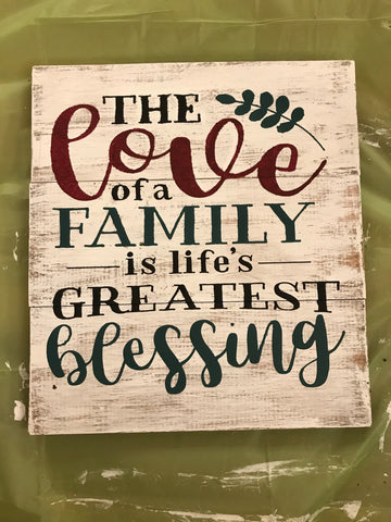 Love of a Family