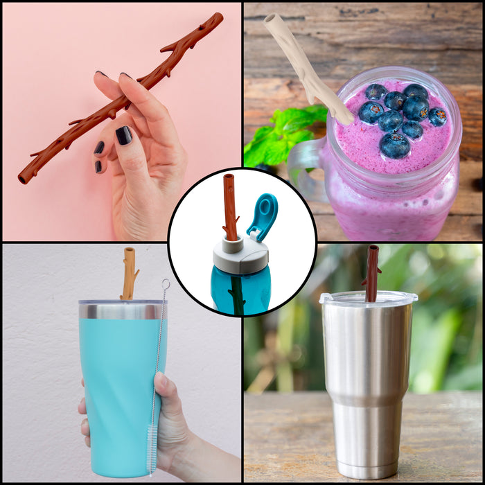 Twigglers Silicone Straws