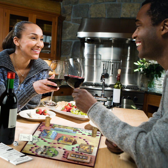 From Vines to Wines Wine Tasting Party Game