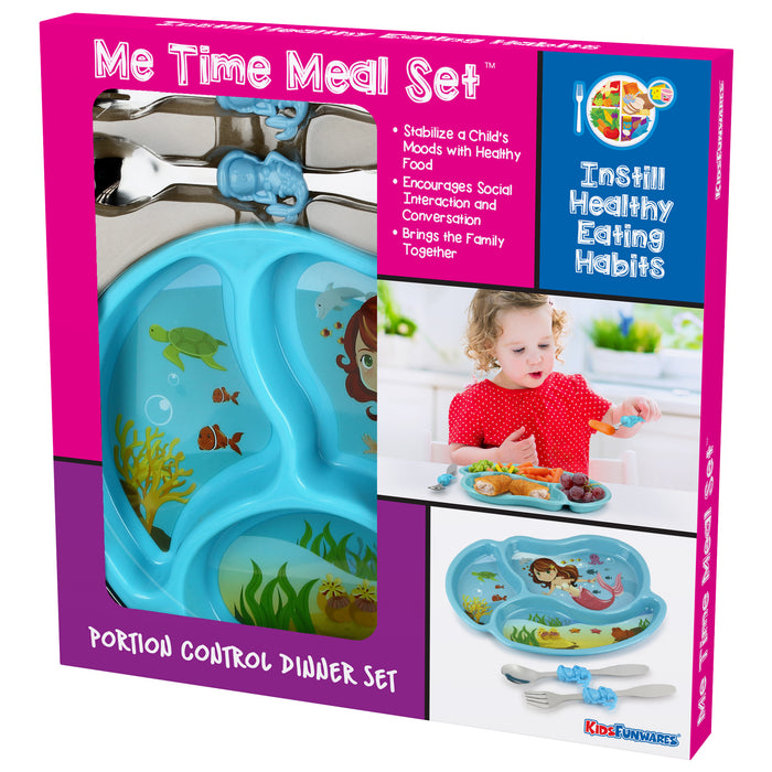 Me Time Mermaid Meal Set