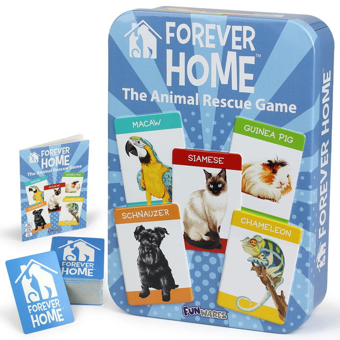 Forever Home Animal Rescue Game