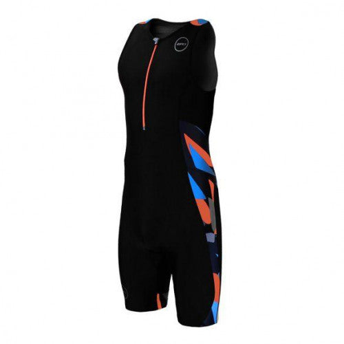 Zone3 Activate Plus Trisuit Midnight Camo Heren