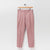 Slim-Fit Polycotton Work Trousers Dusty Pink