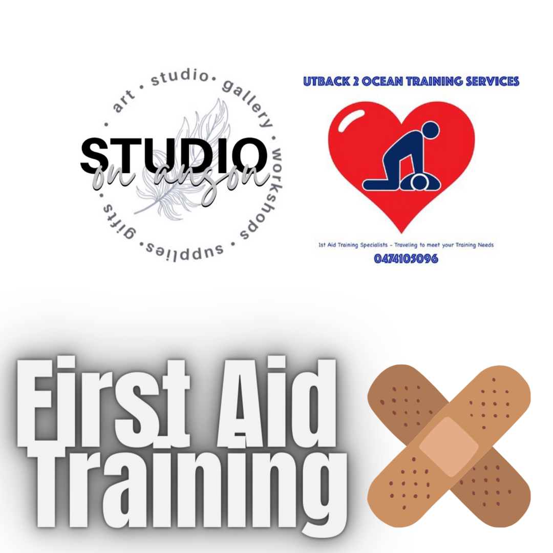 First Aid Training - First Aid - CPR & More Weekly Courses!
