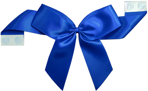 0350 Royal Pretie Bow with Glue Dot
