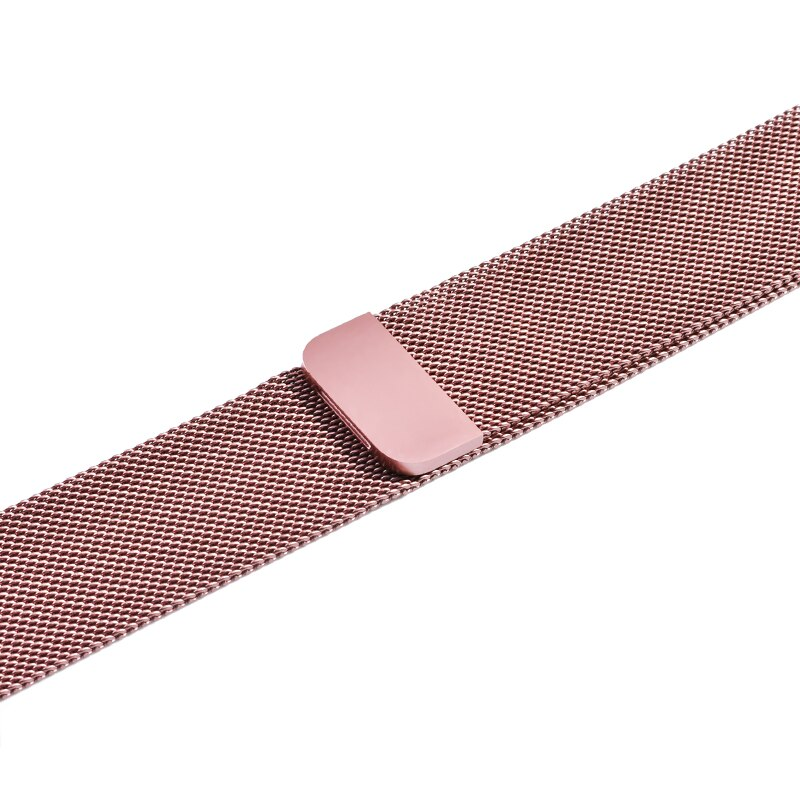 Correa Milanese de Acero Inoxidable para Apple Watch - Oro Rosa