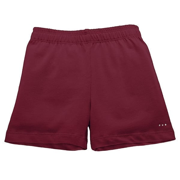 burgundy maroon short - 600x600