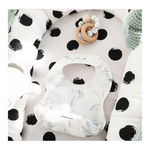 Silicone Bib | Marble - Chewies&more