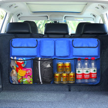 Load image into Gallery viewer, Car Rear Seat Back Storage Bag
