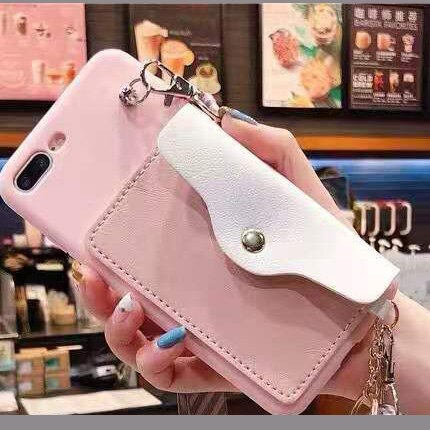 Wallet Card Phone Case