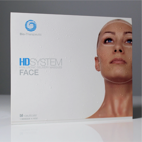 Hyaluronic Delivery Sheet Mask - Face & Neck Set