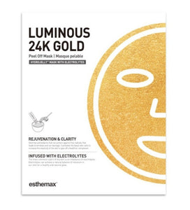 Luminous 24k Gold