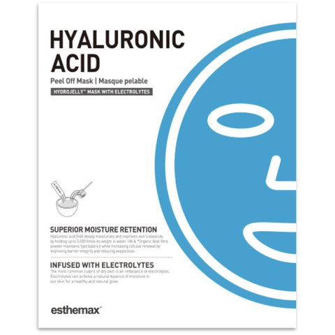 Hyaluronic HydroJelly Mask