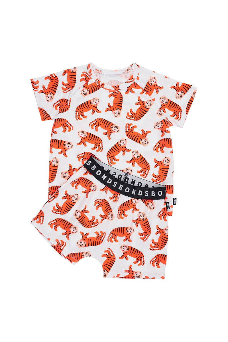 Timmy Tiger Kids PJ Set