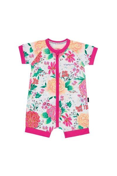 PRETTY POSIE ROMPER WONDERSUIT
