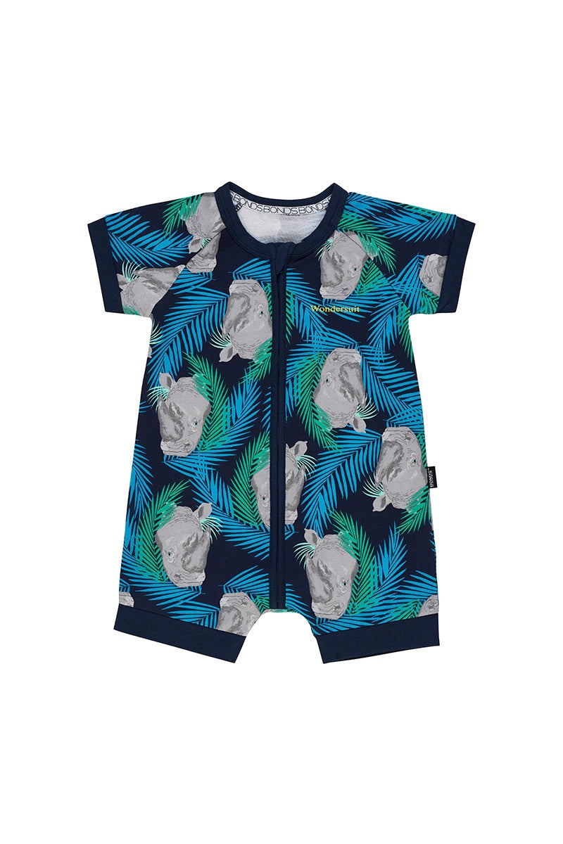 RODNEY RHINO ROMPER WONDERSUIT
